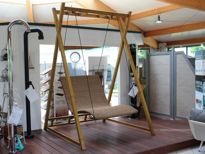 Heaven Swing. On Site There Is Also A Covered Area That Can Be Used ...
