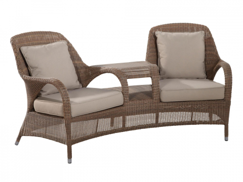 4Seasons Sussex Love Seat