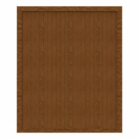 BasicLine Typ A golden oak 150x180