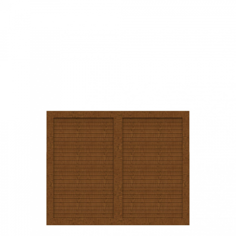 BasicLine Typ V golden oak 150x120