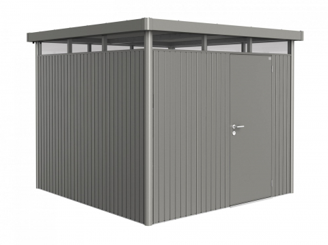 Biohort HighLine H4 quarzgrau-metallic