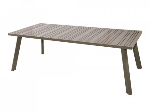 MamaGreen Yuyup Dining Tisch taupe