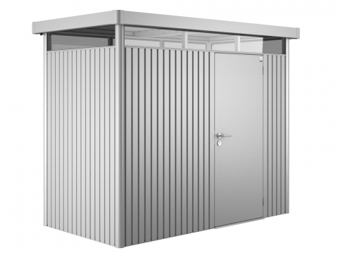 Biohort HighLine H1 silber-metallic