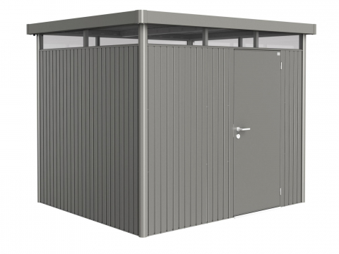 Biohort HighLine H3 quarzgrau-metallic
