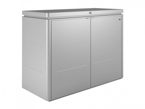 Biohort HighBoard 160 silber-metallic