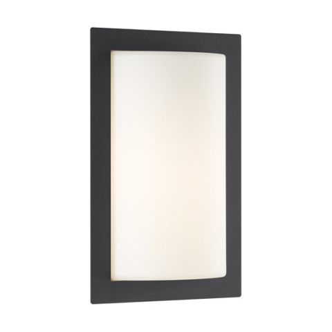LCD Wandleuchte 044LED Graphit