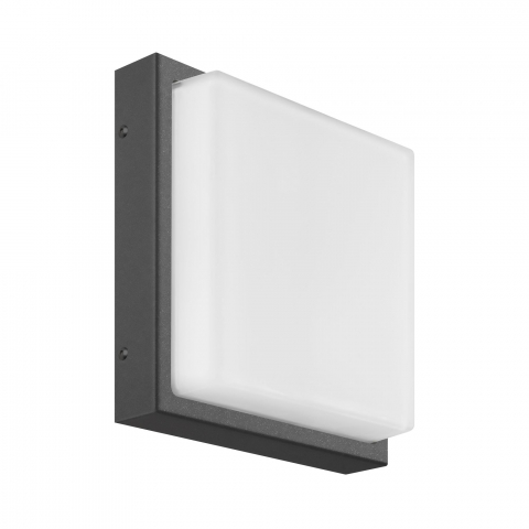 LCD Wandleuchte 045LED Graphit
