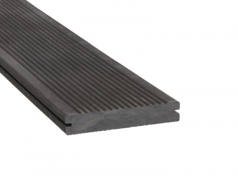 DreamDeck BiColor WPC Terrassendiele 21x125mm anthrazit
