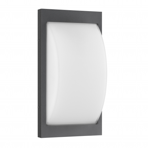 LCD Wandleuchte 069LED Graphit