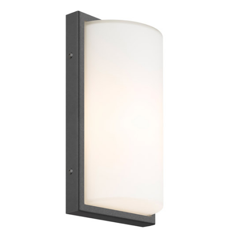 LCD Wandleuchte 039LED graphit