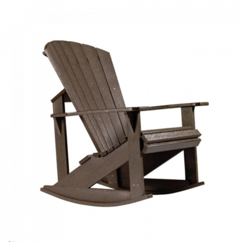 Muskoka Generation Line Addy Rocker C04, Chocolate